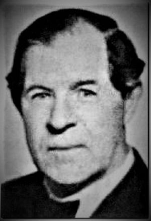 Skulptören Carl Hultström.
