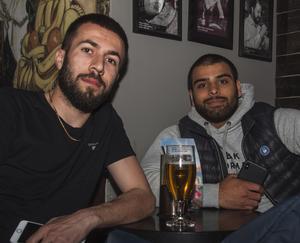 Taco Bar. Swra och Habi. Foto: Fabian Zeidlitz