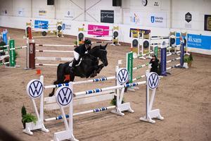 Emma Kåbring och High Hope fick inte hoppningen att stämma i finalen utan slutade på en 16:e plats.