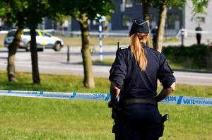 Polisen förtjänar allt emellanåt positiv uppmärksamhet och beröm, skriver landshövding Maria Larsson.