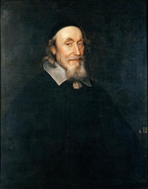 Axel Oxenstierna 1640. Målning av David Beck.