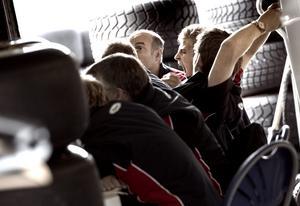 2011: Sömnigt och långdraget möte på Spa. Arkivfoto: Pavel Koubeck