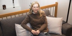 Jenny Atout Ahlzén bor i Jordanien sedan 2006 men hälsade på hemma hos sin mamma i Viksängen över julen.