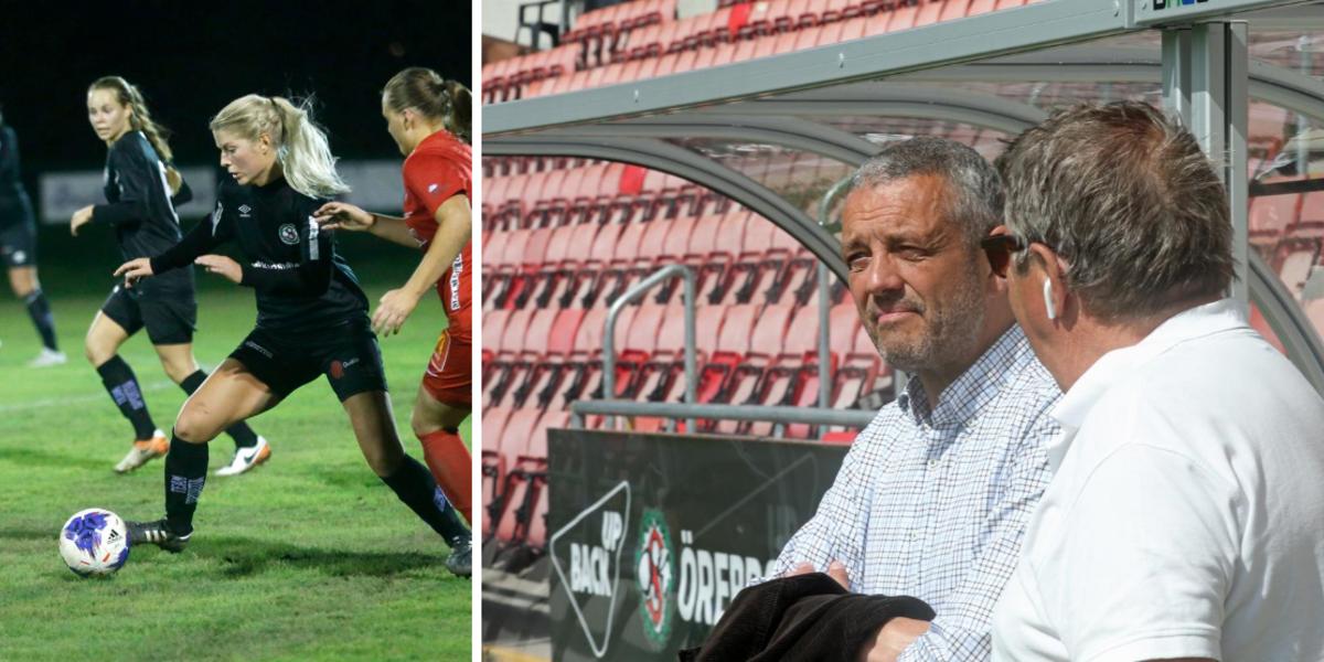"""Damfotboll i ÖSK efter 112 år: """"För mig är det en ickefråga – den här vägen innebar minst friktion"""""""