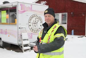 Räddningsledaren Kjell Olsson betygsätter grannen Mimmi Hedlund insats som exemplarisk.
