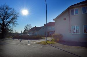 Sockenstugan i Stora Skedvi.