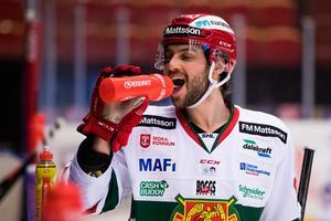 Backen Ryan Johnston stod för  22 poäng (3+19) under sin tid i Mora. Han står för närvarande utan klubb. Foto: Andreas L Eriksson / Bildbyrån