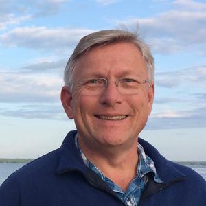 Bengt Karlson forskar inom oceanografi vid SMHI.