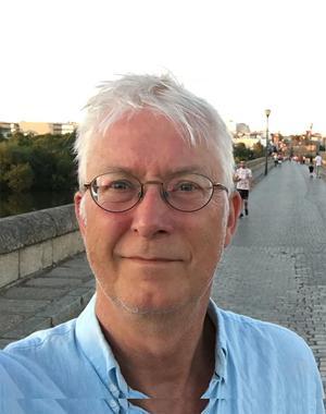 Bjarne Frykholm, produktägare för Mittmedias e-tidningar.