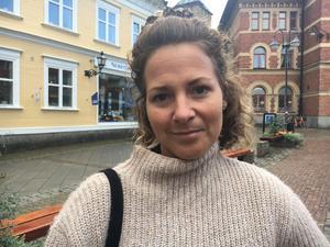 Anna Sandin, Norrtälje, 35: – Det har blivit jättefint, jag gillar