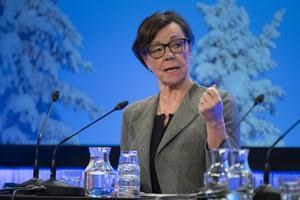 Annika Söder, ambassadör och tidigare kabinettssekreterare.