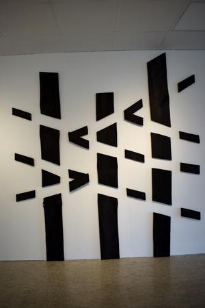 """""""Forest made of wood"""" av Christina Göthesson."""