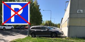 Vid årsskiftet sjunker antalet parkeringsplatser i Hovsjö. Då börjar i stället byggandet av gång- och cykelbanor längs Granövägen.