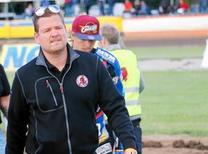 Peter Johansson går in på sin andra säsong som lagledare i Indianerna. Elitserien startar med bortamatch mot Västervik om tre veckor.