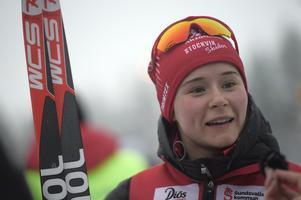 Alicia Persson åker för utvecklingslandslaget kommande säsong.