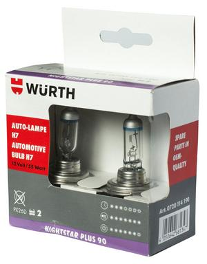 Würth Nightstar Plus 90.