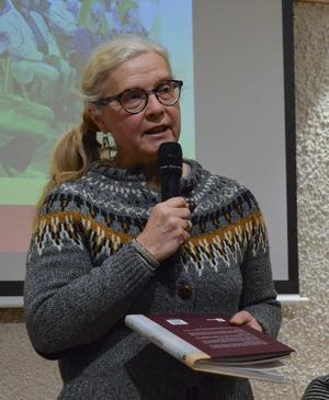 Catarina Lundström vittnar om ett allt varmare litteraturklimat.