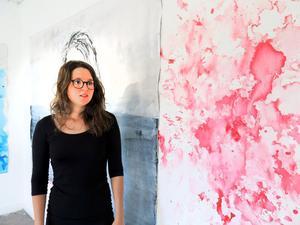 Miriam Vikman ställer ut på Galleri LarsPalm.