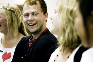 En roligare skola med större elevinflytande är vad Sveriges elevråd SVEA jobbar för, enligt förbundsordförande Tobias Jobring.