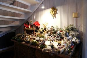 På Tjugondag Knut kommer Ulla ägna sig åt att packa ner sin julkrubba.
