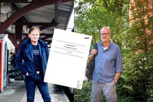 Mats Siljebrand och Staffan Norberg har båda velat lyfta på varje sten kring Fornhöjdenskandalen.