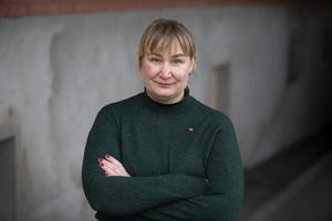Elin Lundgren (S), riksdagsledamot, Gävleborg.