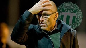 Tor-Arne Fredheim fick sparken av VSK i somras. Då klubben var i serieledning.
