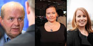 Camilla Andersson Sparring känner starkt stöd från partiledning och kolleger i Dalarna. Motagefoto: Mats Laggar