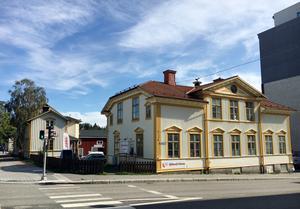 Den här fastigheten på Nygatan 22 såldes för 3 miljoner kronor.
