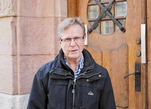 Owe Hellberg, förhandlingsledare på Hyresgästföreningen Aros- Gävle.