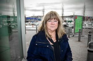 Ann-Kristin Fransson, egenföretagare, 62, Haga