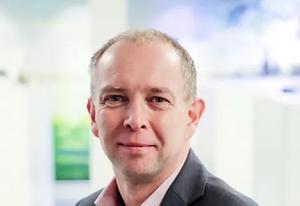 Jonas Nyberg är ny vd för Södra Dalarnas Sparbank. Foto: Södra Dalarnas Sparbank