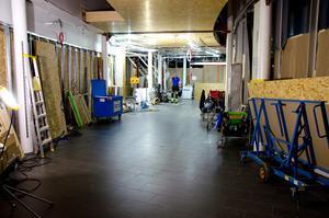 Det nya kafét får 140 platser och blir ett av de större i köpcentret.