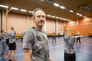 Jimmy Kocsis, kurschef genom Försvarsutbildarna, hoppas på att deltagarna har fått en inblick i livet inom militären.