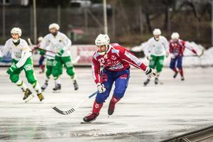 Klas Nordströms intåg har lyft Västanfors till toppen.