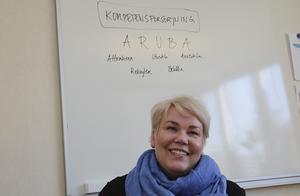 """""""Min förväntan på jobbet är att få vara en strategisk ledare som stöttar i olika processer"""", säger Hana Sipovic som närmast kommer från en anställning vid Handelsanställdas a-kassa."""