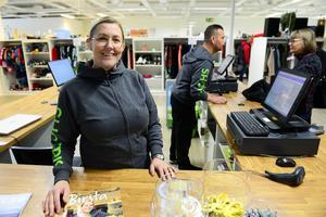 Carina Myrskog Nyman och hennes man Henry är nöjda med utvecklingen under den månad som de har haft öppet.