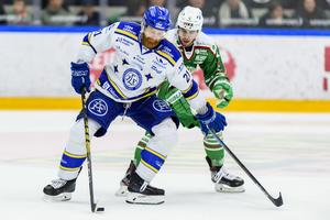 Han hade en jobbig säsongsinledning, men de senaste månaderna har Mattias Ritola växt fram till en av Leksands bästa spelare. Bild: Bildbyrån