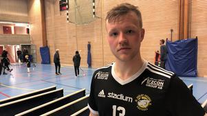 Skälbys Max Molander var tillsammans med Marcus Kaipainen extra bra mot Sirius.