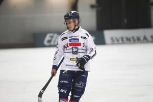 Daniel Välitalo benämns som pålitlig och offervillig, och är viktig för Edsbyns försvar.