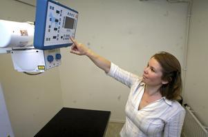 Vidgade vyer. –Vi har redan börjat att använda röntgenutrustningen, men den kommer inte i drift på riktigt förrän till sommaren, säger Camilla Kruse, veterinär och verksamhetschef för distriktsveterinärerna i Örebro län.