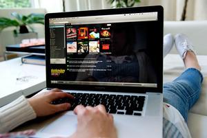 Fundera på hur mycket du egentligen använder dina digitala abonnemang.Bild: Pontus Lundahl/Scanpix