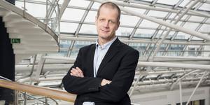 Anders Mårtensson, VD på VVS-Fabrikanternas Råd.
