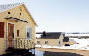 Kommunala hyresfastigheter i Norråker köptes av det medlemsägda bolaget Levabo. Foto: Marie Mårtensson