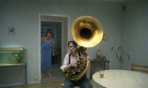 En av många absurda scener i Roy Anderssons prisade film