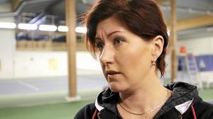 Larissa Karlsson är ny ledamot för SD i fullmäktige.