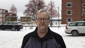 Kjell Viklund, 81 år, pensionär, Timrå.