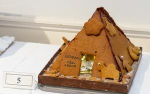 Bidrag 5. Pyramiden av Geddans förskola.