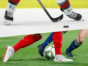 """Signaturen """"Hockeyförälder"""" har genomfört en okulärbesiktning vid Ljungbackens IP i Järna. Foto: TT"""