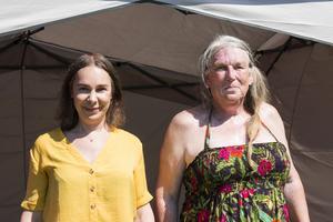 Michelle Ekman och Alfie Martins från FPES.